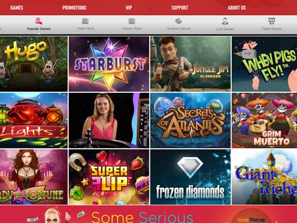 gutes online casino jatzt spielen